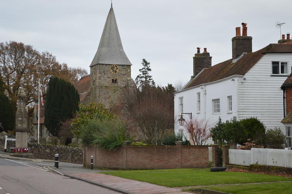 Views of Burwash