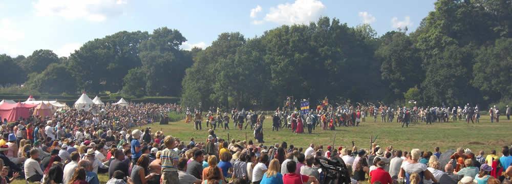 Hersmonceux Medieval Festival