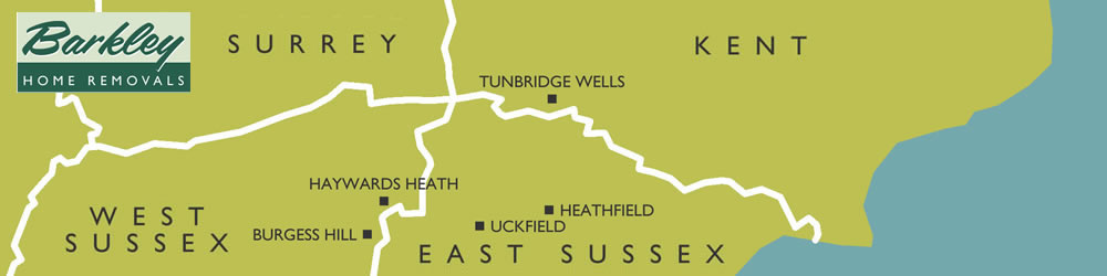 Sussex and Kent