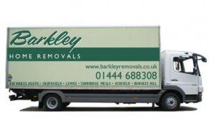 Barkley Home Removals Medium Removals Van