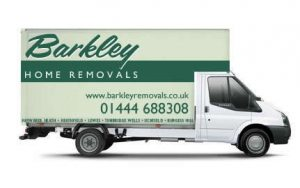 Barkley Home Removals Luton Removals Van